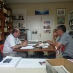 Izquierda Unida se reúne con la FECAV para tratar las demandas vecinales