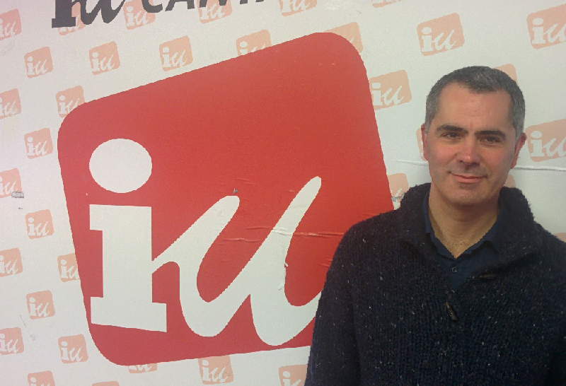 Miguel Saro Coordinador de Santander