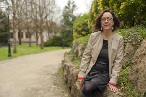 Mercedes Boix, candidata de IU al parlamento regional