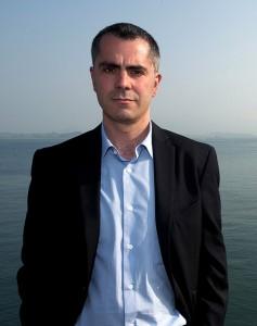 Miguel Saro, candidato de IU a la Alcaldía de Santander