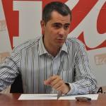 Miguel Saro Candidato de IU Santander