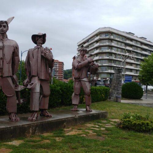 Los pescadores (Laredo)