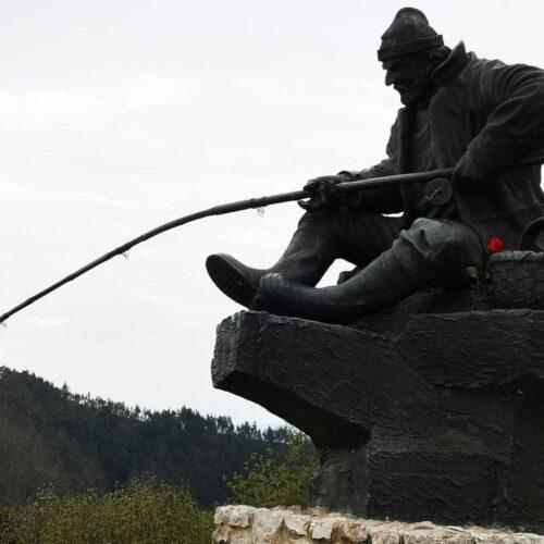 Pescador de caña (Pechón)